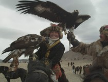 Still from The Eagle Huntress