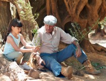 Still from The Olive Tree
